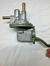 Fiat 124 Coupe & Spyder Fuel Pump 1968-1970, BCD, Made in Italy Part#: 4235510