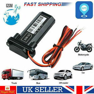 Mini Car Vehicle GPS Tracker Locator Tracking System Device Motorbike Waterproof