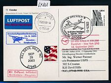 64868) SF Dresda-grossenhain LH FFT Kill Devil USA 14.9.2003, cartina