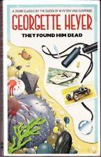 They Found Him Dead By Georgette Heyer. 9780586026670