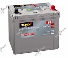 Batterie FA654 D47 Mitsubishi Galant VI (ea_) 2.4 GDI / 2.5 v6 24v 09/96 -10/04