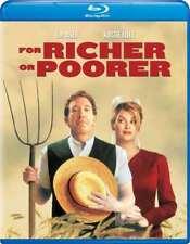 For Richer or Poorer Blu-Ray (1997) - Tim Allen, Kirstie Alley, Bryan Spicer