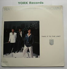 RAY GOODMAN & BROWN - Take It To The Limit - Ex LP Record EMI America ST-17235