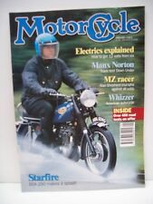 Classic Motor Cycle Magazine, 12 issues 1993 complete