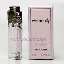 THIERRY MUGLER WOMANITY EDP 5 ml Mini perfume Miniature Bottle