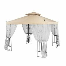 Garden Winds Replacement Canopy for Home Depot's Arrow Gazebo, New, Free Shippin