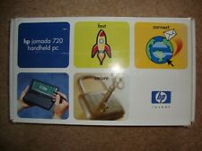 HP Jornada 720 Win 2000 Handheld PDA - Very Good Condition with all accessories