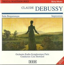 Claude Debussy - Suite Bergamasque - Impressions - CD