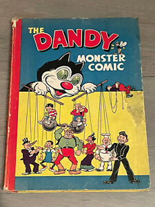 The Dandy Monster Comic 1948. DC Thompson. Very Good example.
