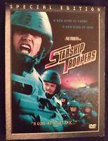 STARSHIP TROOPERS - 2 DVD Set - Paul Verhoeven - Region 1
