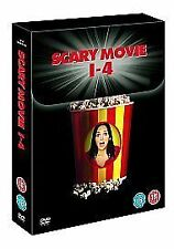 Scary Movie - Collection (DVD, 2008, 4-Disc Set, Box Set)