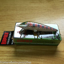 1 X CD-7 RAPALA Rainbow Trout CD-07 RT For Trout Salmon Perch Countdown Fishing