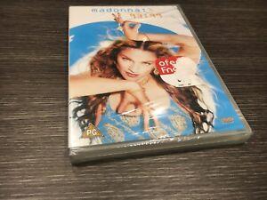 MADONNA DVD THE VIDEO COLLECTION 93 99  SEALED PRECINTADO