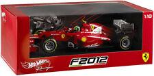 Ferrari F2012 Formula 1 2012 FELIPE MASSA HOTWHEELS MODEL 1/18 #X5521