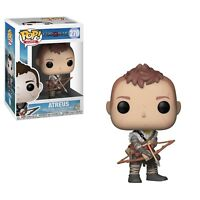 Funko God Of War POP Atreus Vinyl Figure NEW In Stock Toys and Collectibles