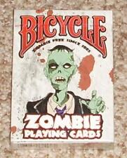 New Bicycle Zombie Playing Cards -Made in the USA- Halloween Monsters