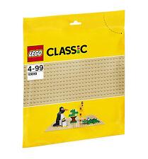LEGO Classic Sandfarbene Bauplatte (10699)