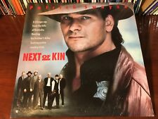 Laserdisc NEXT OF KIN 1989 Patrick Swayze Helen Hunt Digitally Processed LD
