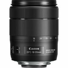 Canon EF-S 18-135mm F3.5-5.6 IS USM Lens - *Free Next day special delivery*