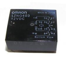 LZNQ403 12VDC Coil 12VDC OMRON Relay