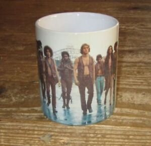 The Warriors Fantastic New Colour Cast MUG
