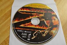 The Legend of Zorro (DVD, 2006, Widescreen)Disc Only Free Shipping 10-277