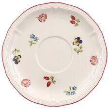 Villeroy & Boch Petite Fleur Serie Petite Fleur Frühstücksuntertasse 17 cm