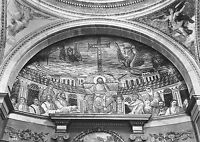 BG3278 roma basilica di s pudenziana mosaico dell abside CPSM 15x9.5cm italy