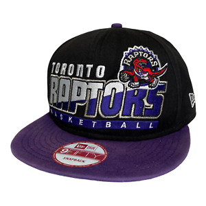 Toronto Raptors New Era 9Fifty NBA Basketball Hardwood Classics Snapback Hat Cap
