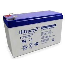 NL NK401 Ultracell UL9-12 12V 9Ah 9000mAh Oplaadbaar Loodaccu