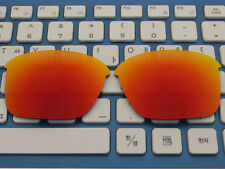 Replacement Fire Red Polarized Lenses for Thinlink Sunglasses OO9316
