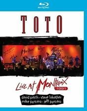 Toto Live at Montreux 1991 BLU-RAY All Regions NEW