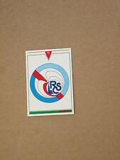 Carte official football cards panini 1993  RC STRASBOURG   LOGO BLASON