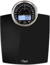 Digital Body Weight Scale Electronic LCD Dial Bathroom Health Fitness -Fat 400lb