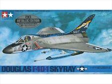 Tamiya 25113 1/48 Douglas F4D-1 Skyray Metallic Edition from Japan Very Rare