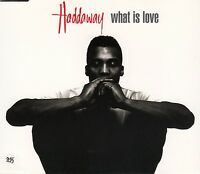Haddaway Maxi CD What Is Love - France (M/M)