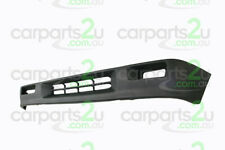 TO SUIT HOLDEN RODEO TF G3/G6  FRONT BAR LOWER APRON 07/88 to 02/93