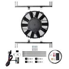 MG Midget 1500 Cooling Fan Kit Eletric Blower type Revotec Negative Earth RFK22
