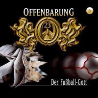 """OFFENBARUNG 23 """"DER FUßBALL GOTT (FOLGE 6)"""" CD NEU"""