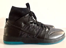 NIKE SB Zoom Dunk High Elite Schwarz Sneakers Gr. 46 UK 11 Turnschuhe