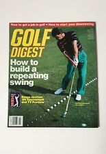 New listing Golf Digest Magazine, Jan 1989, How To Get A Job In Golf