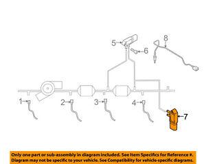 VW VOLKSWAGEN OEM 12-15 Passat 2.0L-L4 Emission-Controller 03L907807AF