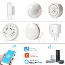 Smart Life APP WIFI Funk Alarmsystem Haus Alarmanlage Bewegungsmelder Sicherheit