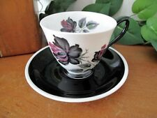 Royal Albert MASQUERADE Cup and Saucer