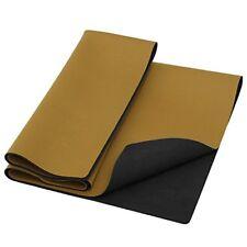 """31"""" Gold Slip Slide Resistant Mahjong Domino Card Game Cover Mat US Seller"""
