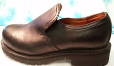 Thorogood Work Shoes Mens Guardian Uniform Leather Black size 8.5