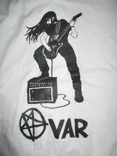 Music of Copenhagen-Based Var Band (Lg) V-Neck T-Shirt