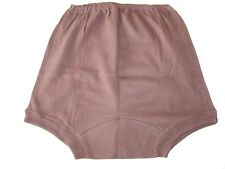 "VINTAGE Ladies Brown MOLLISSA School Gym Knickers Size 22"" W36 Brand New 07/04"