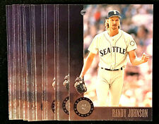 Leaf Randy Johnson Not Professionally Graded Baseball Cards