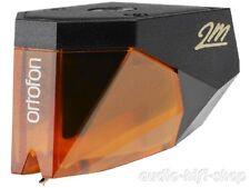 Ortofon 2M Bronze Tonabnehmer MM System Neu OVP + Befestigungs- & Montagezubehör